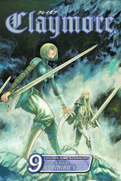 Image result for claymore volume 9
