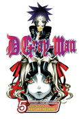 D.Gray-man Manga Volume 5
