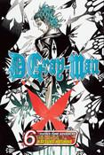 D.Gray-man Manga Volume 6