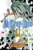 D.Gray-man Manga Volume 7
