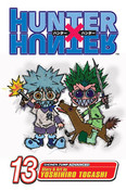 Hunter X Hunter Manga Volume 13