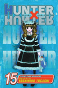Hunter X Hunter Manga Volume 15
