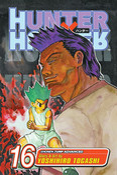 Hunter X Hunter Manga Volume 16