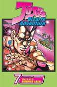 JoJo's Bizarre Adventure Manga Volume 7