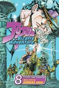 JoJo's Bizarre Adventure Manga Volume 8