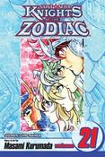 Knights of the Zodiac Manga Volume 21