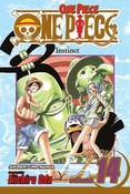 One Piece Manga Volume 14