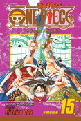 One Piece Manga Volume 15
