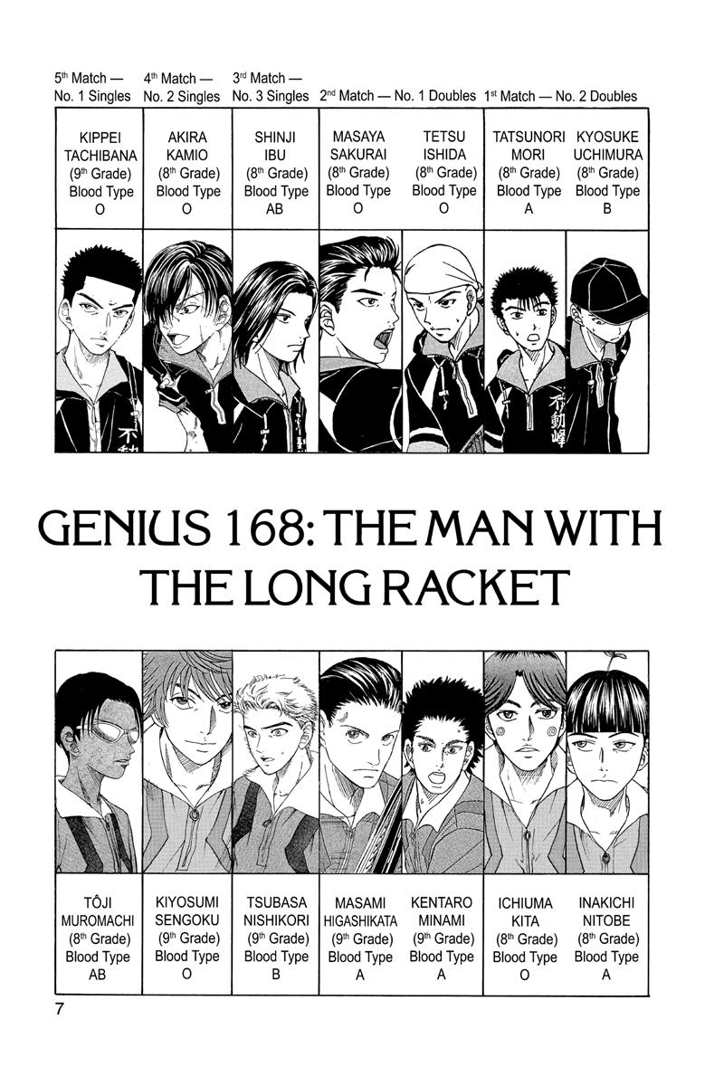 Prince of Tennis Manga Volume 20