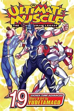 Ultimate Muscle Manga Volume 19 9781421511047
