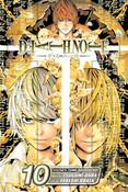 Death Note Manga Volume 10