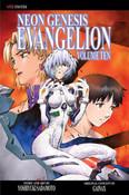 Neon Genesis Evangelion Manga Volume 10