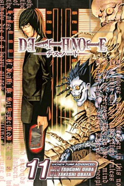 Death Note Manga Volume 11