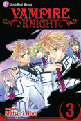 Vampire Knight Manga Volume 3