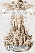 Death Note Manga Volume 12