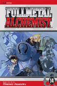 Fullmetal Alchemist Manga Volume 14