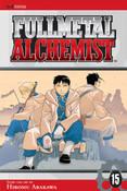 Fullmetal Alchemist Manga Volume 15