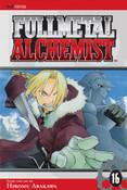 Fullmetal Alchemist Manga Volume 16