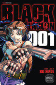 Black Lagoon Manga Volume 1