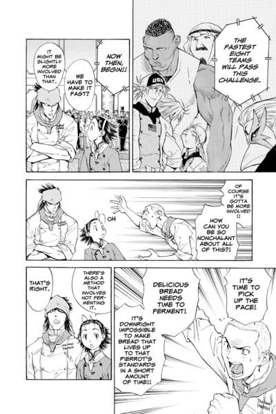 Yakitate!! Japan Manga Volume 9