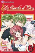 La Corda d'Oro Manga Volume 6