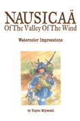 Nausicaa Watercolor Impressions Artbook