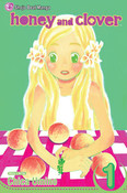 Honey and Clover Manga Volume 1