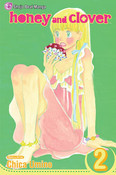 Honey and Clover Manga Volume 2