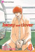 Honey and Clover Manga Volume 4
