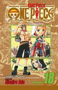 One Piece Manga Volume 18