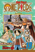 One Piece Manga Volume 19