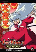 Inu Yasha Ani-Manga Volume 25 (Color)