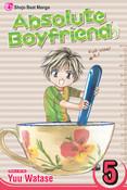 Absolute Boyfriend Manga Volume 5