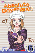 Absolute Boyfriend Manga Volume 6