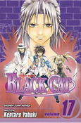 Black Cat Manga Volume 17