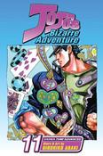 JoJo's Bizarre Adventure Manga Volume 11