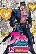 JoJo's Bizarre Adventure Manga Volume 12