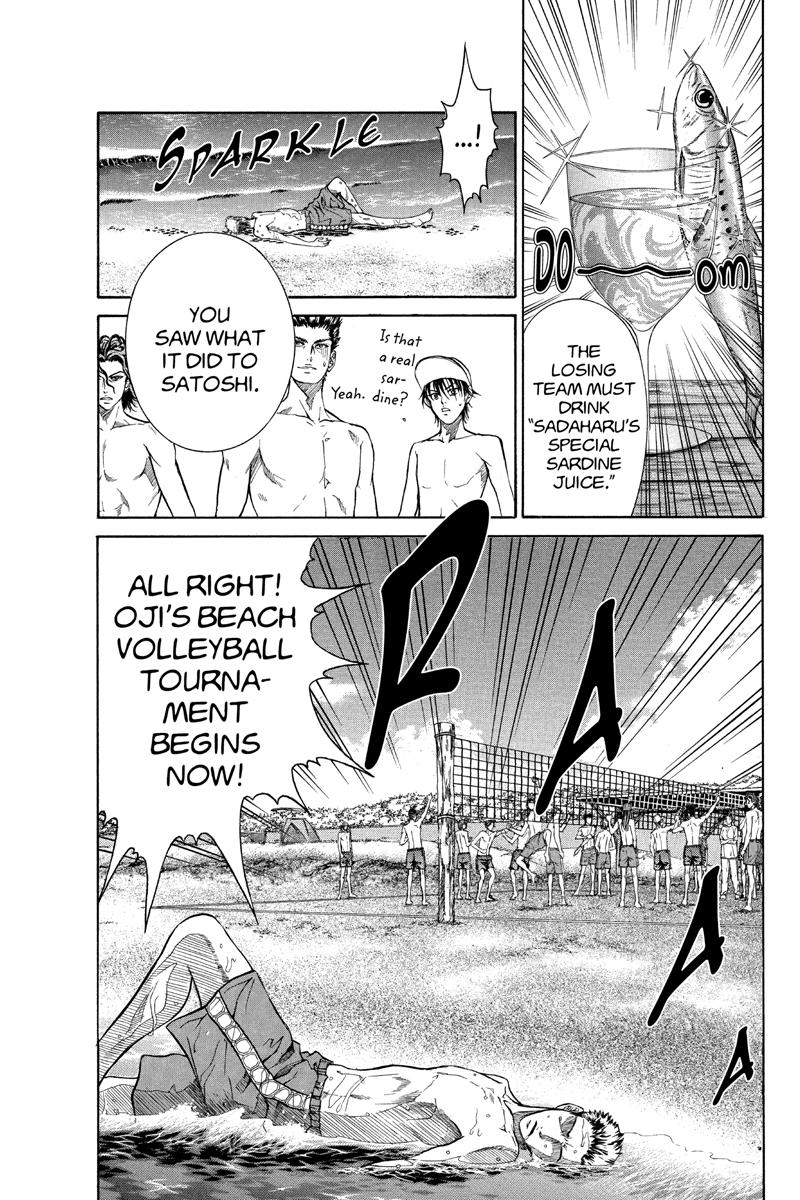 Prince of Tennis Manga Volume 28
