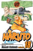 Naruto Manga Volume 18