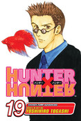 Hunter X Hunter Manga Volume 19