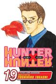 Hunter X Hunter Manga Volume 19
