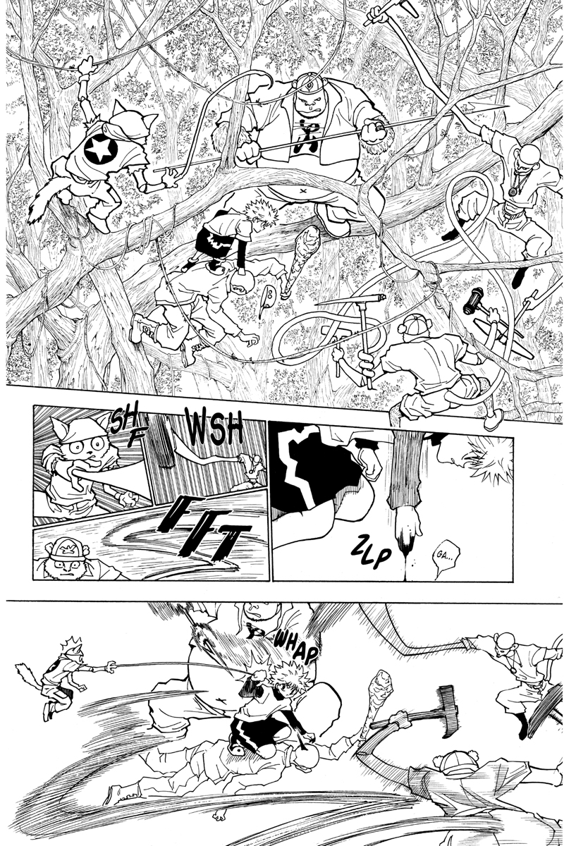Hunter X Hunter Manga Volume 23