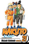 Naruto Manga Volume 21