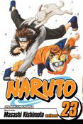 Naruto Manga Volume 23