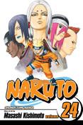 Naruto Manga Volume 24