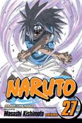 Naruto Manga Volume 27