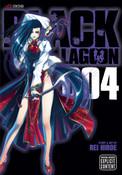 Black Lagoon Manga Volume 4