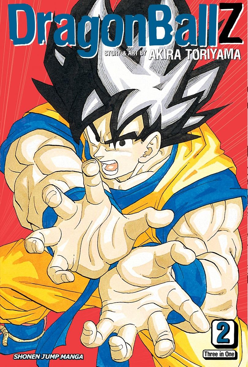 Dragon Ball Z Manga Omnibus 2 9781421520650