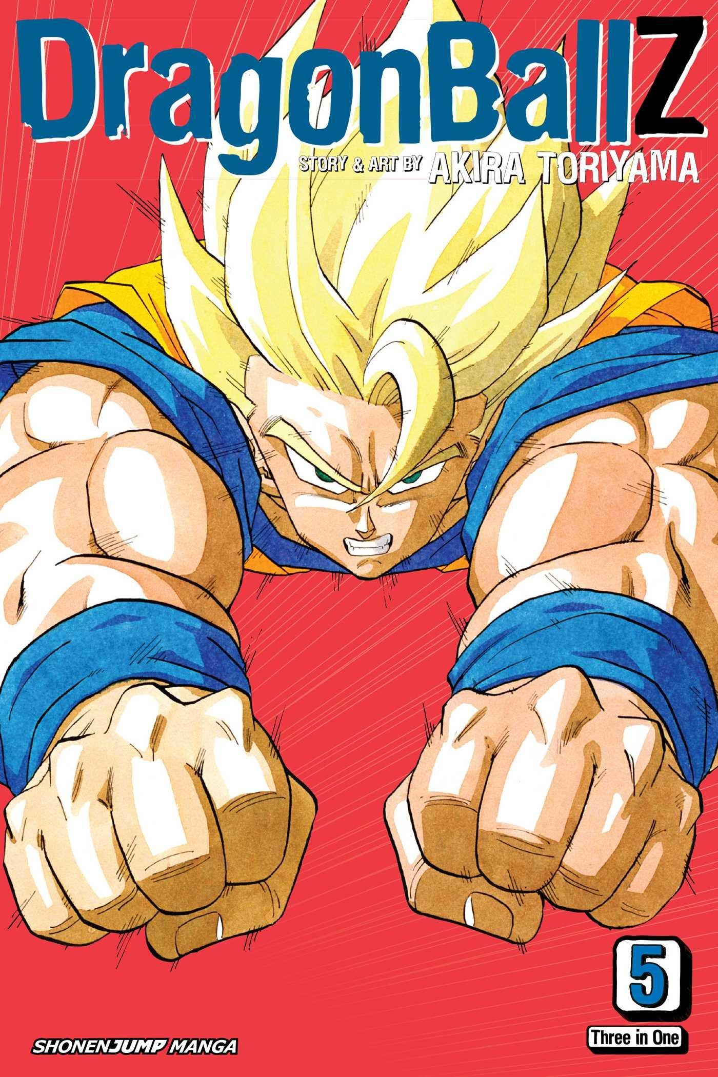 Dragon Ball Z Manga Omnibus 5 (Vols 13-15) 9781421520681