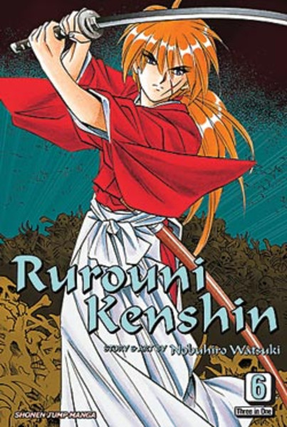 Rurouni Kenshin BIG Edition Manga Volume 6